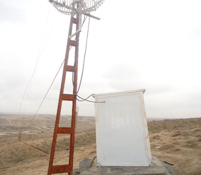 پروژه تکرارکننده موبايل – سد ابیورد – درگز