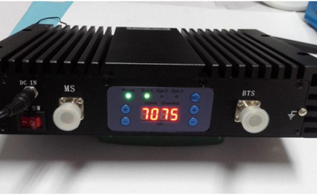 23dBm دستگاه تکرار کننده پرقدرت موبایل دو باند