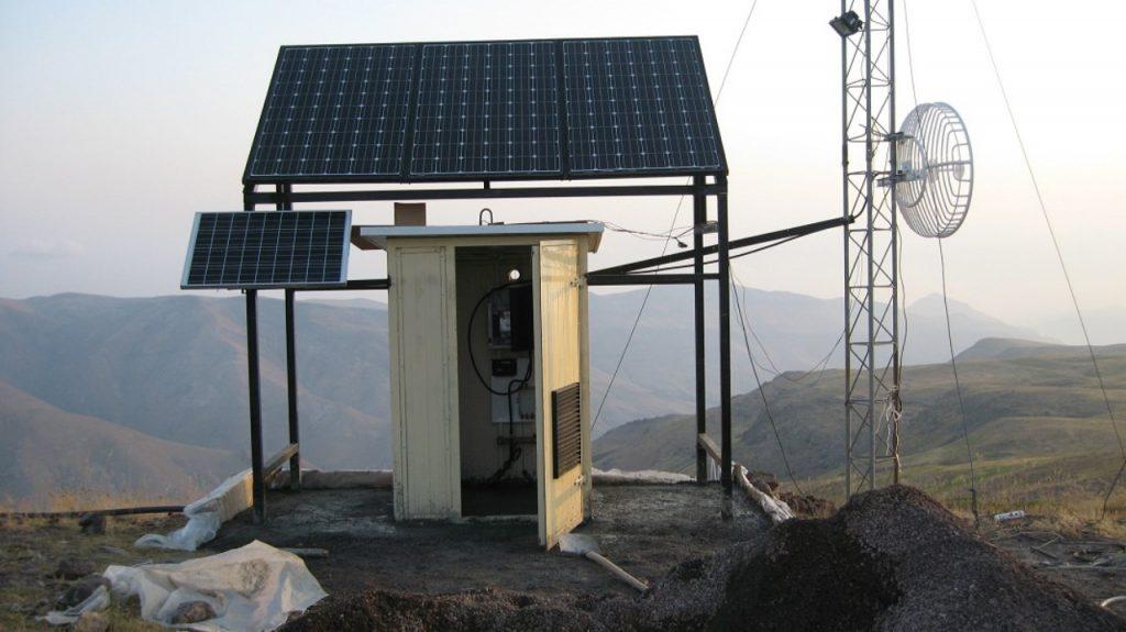 پروژه نصب و راه اندازی تکرار کننده موبایل روستایی ,استان قزوین